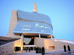 CANADIAN MUSEUM OF HUMAN RIGHTS: UNIQUE AND CONTROVERSIAL