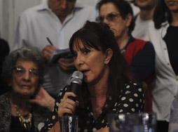 Claudia Carlotto, la tía