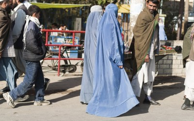 Hard-Won Gains by Afghan Women Are at Serious Risk