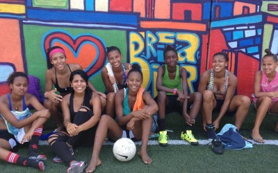 From the Favelas to the Soccer Stadium