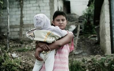 Children Having Children in Guatemala