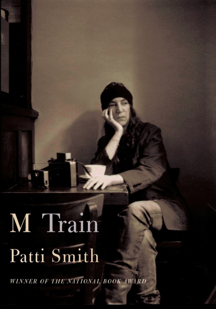 Patti Smith book front cover