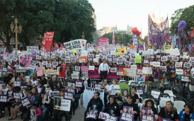 Femicide in Argentina
