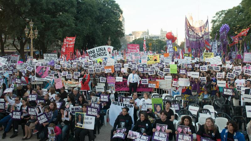 """El """"crimen del country"""": Femicidios en Argentina"""