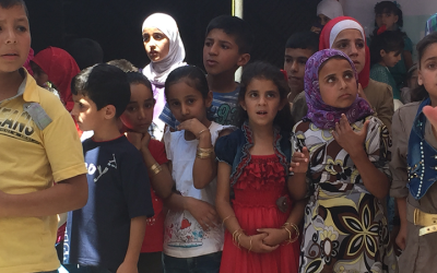 A Visit to the Kayany Schools in the Bekaa