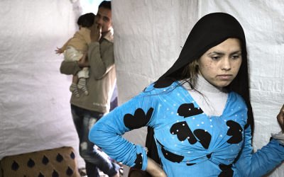 The Challenges Facing Young Women Refugees