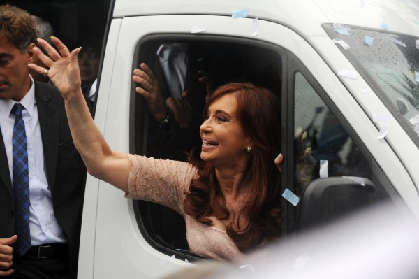 Buenos Aires 1 de marzo 2015 Apertura de la asamblea legislativa la Sra. Presidenta Cristina Fernandez de Kirchner | foto Rolando Andrade Stracuzzi.