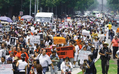 Female Journalists Covering Mexican Feminist Protests Face Harsh Police Response