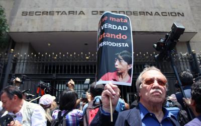 En Peligro: Las Periodistas en México