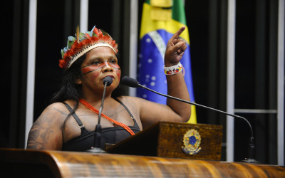Climate change, indigenous women and the fight to save the Amazon