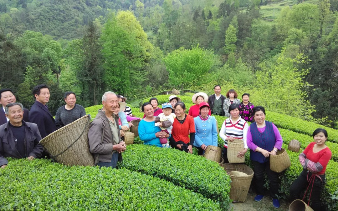 Battling Climate Change in Rural China