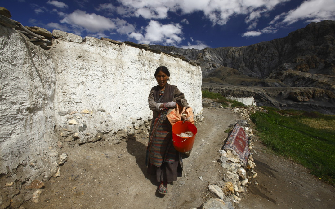 Women in Nepal Bear the Brunt of the Water Crisis