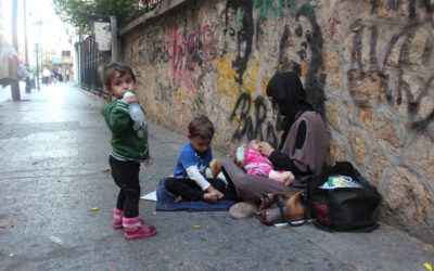 No Escape from Suffering: Syrian Refugee Women in Beirut