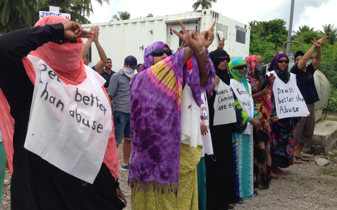 No Refuge: Australian Detention Centers on Nauru