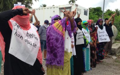 No Refuge: Australian Detention Centers on Nauru