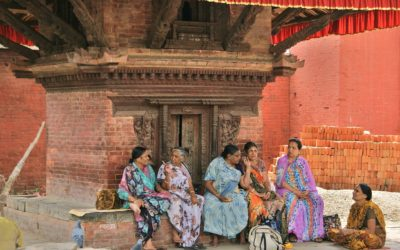Out of Nepal: Women's Labor Migration