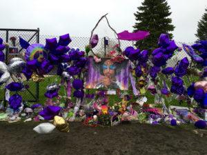 Prince memorial April 26th, 2016