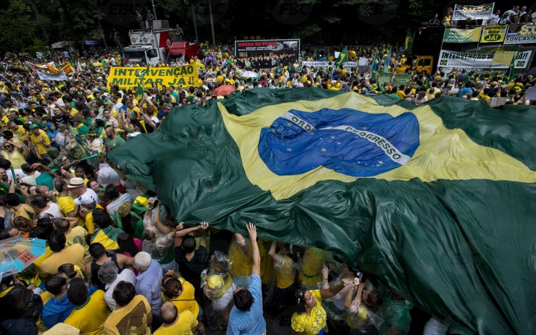 Brazilians Are Leaving. This Time, For Good.