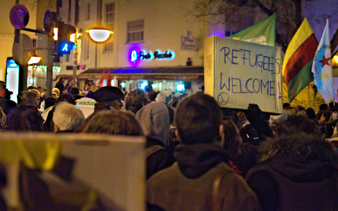 The Difficulties of Being an LGBT Refugee in Germany