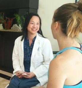 Photo credit: Pandiahealth.com and Dr. Sophia Yen