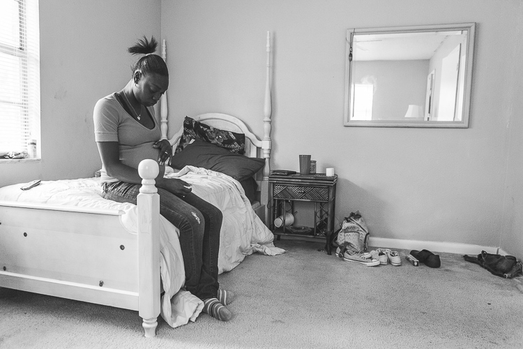 The American Dream: Stories of Maternal Health Care