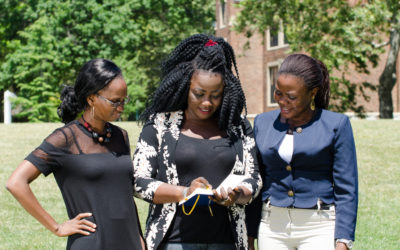 A Conversation with Two African Women Community Leaders