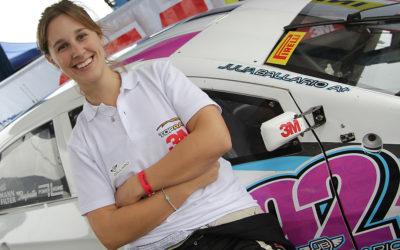 Julia Ballario: Piloteando una carrera entre hombres