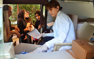Healthcare: A Privilege Refugees in Lebanon Cannot Afford