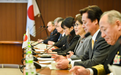 An Uphill Climb: Women in Politics in Japan