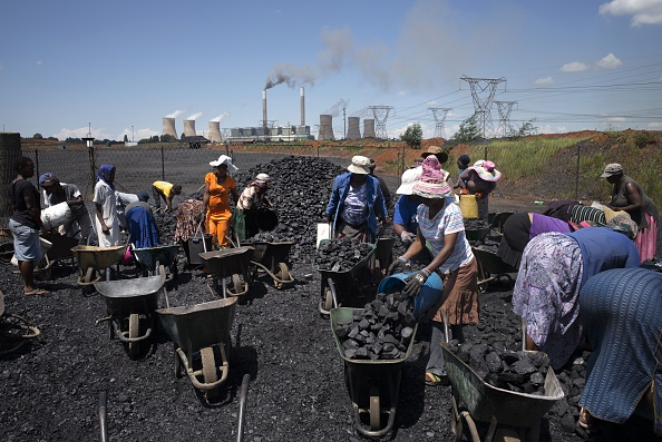 "Surviving the ""Underground"" Economy: Women Miners in South Africa"