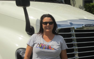 Desiree Wood: Real Women in Trucking