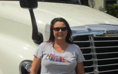 Desiree Wood: Real Women in Trucking