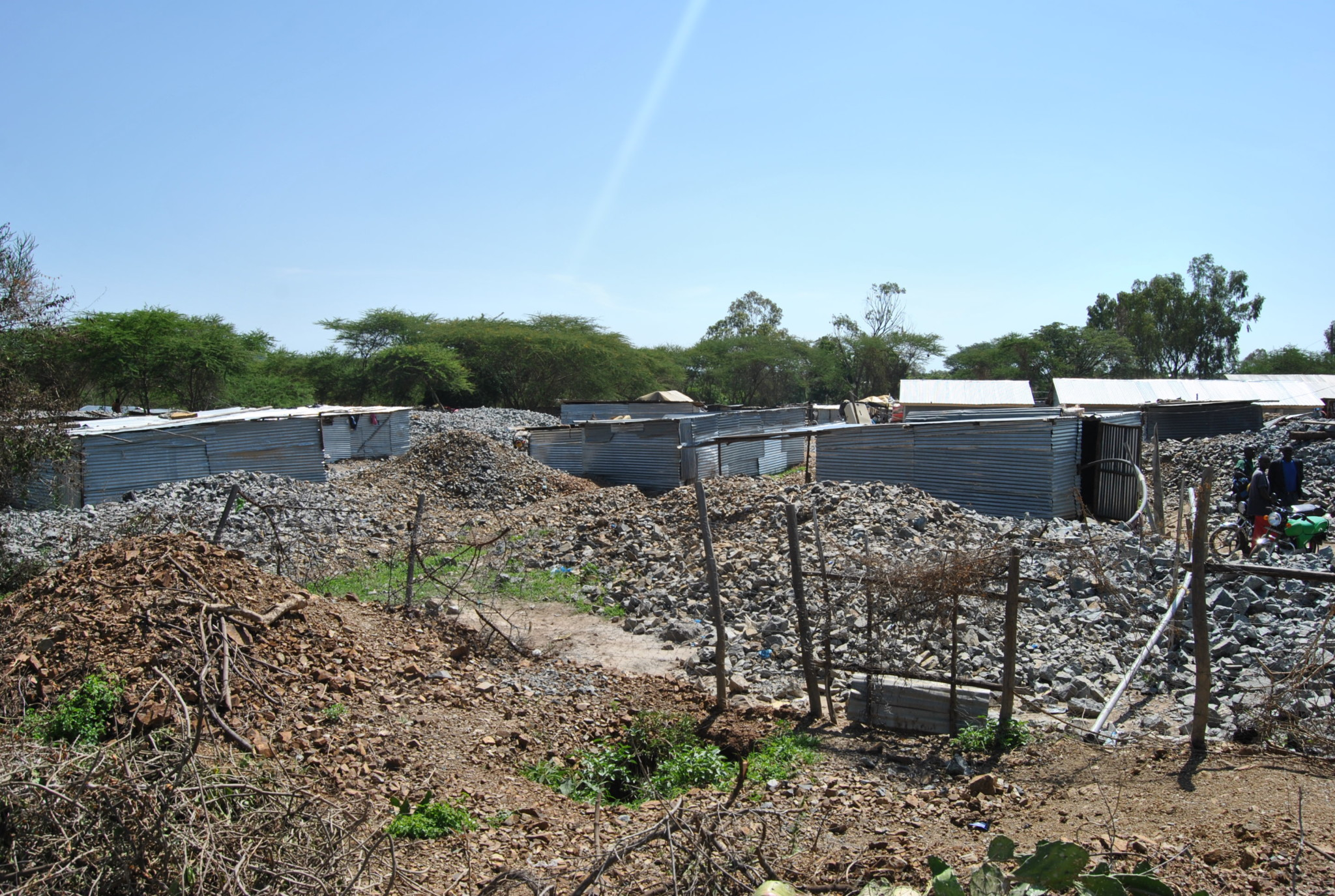 Abimbo gold mines in Siaya