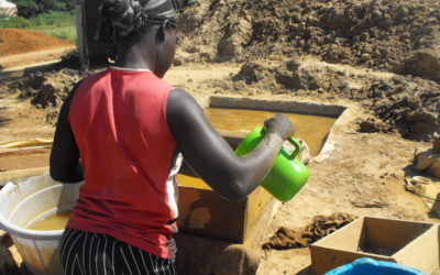 Gold-For-Sex is increasing in the mining regions of Kenya