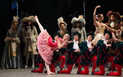 Meet Sarah Lane: American Ballet Theatre's New Principal Dancer