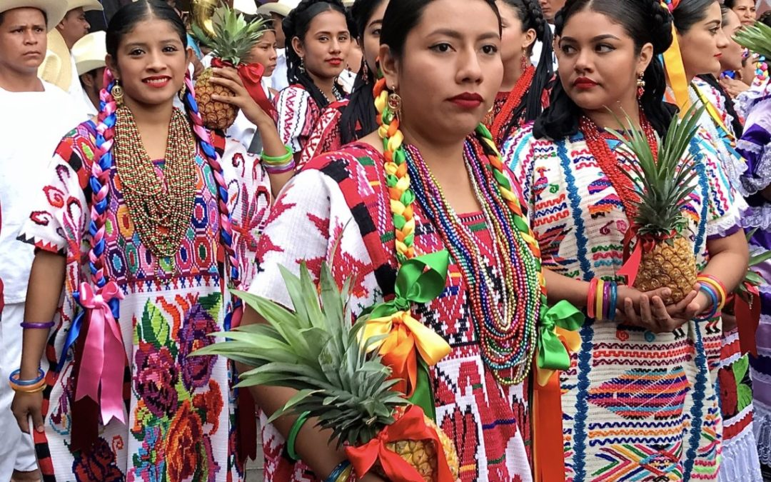The Mexican Guelaguetza Festival And the Increasing Power of Indigenous Women