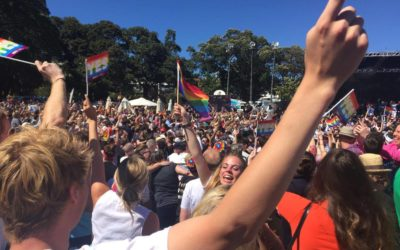 Australia's Fight for Marriage Equality