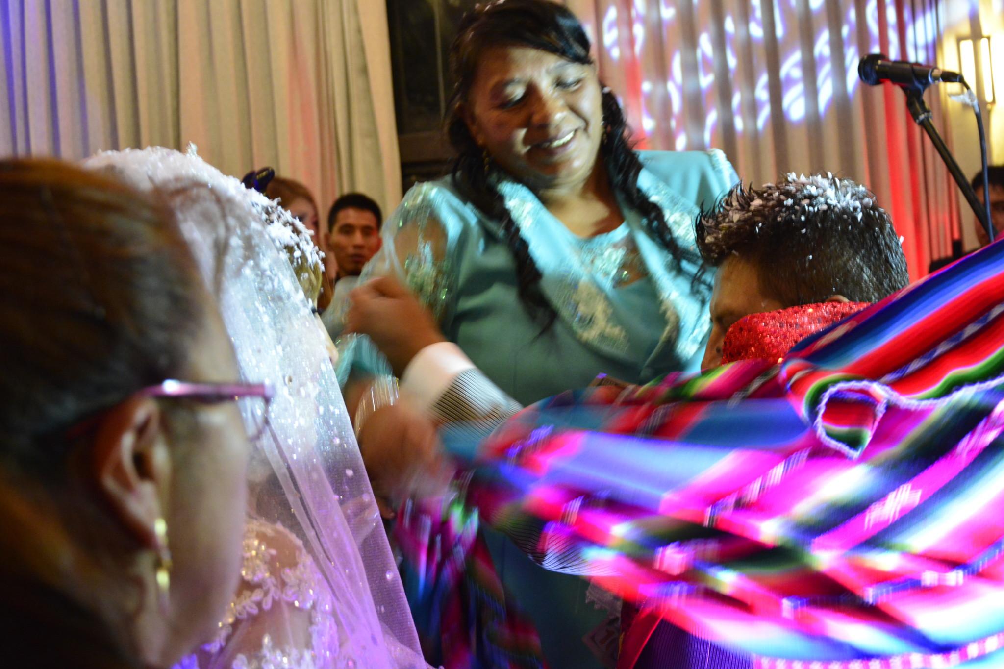 Boda Aymara