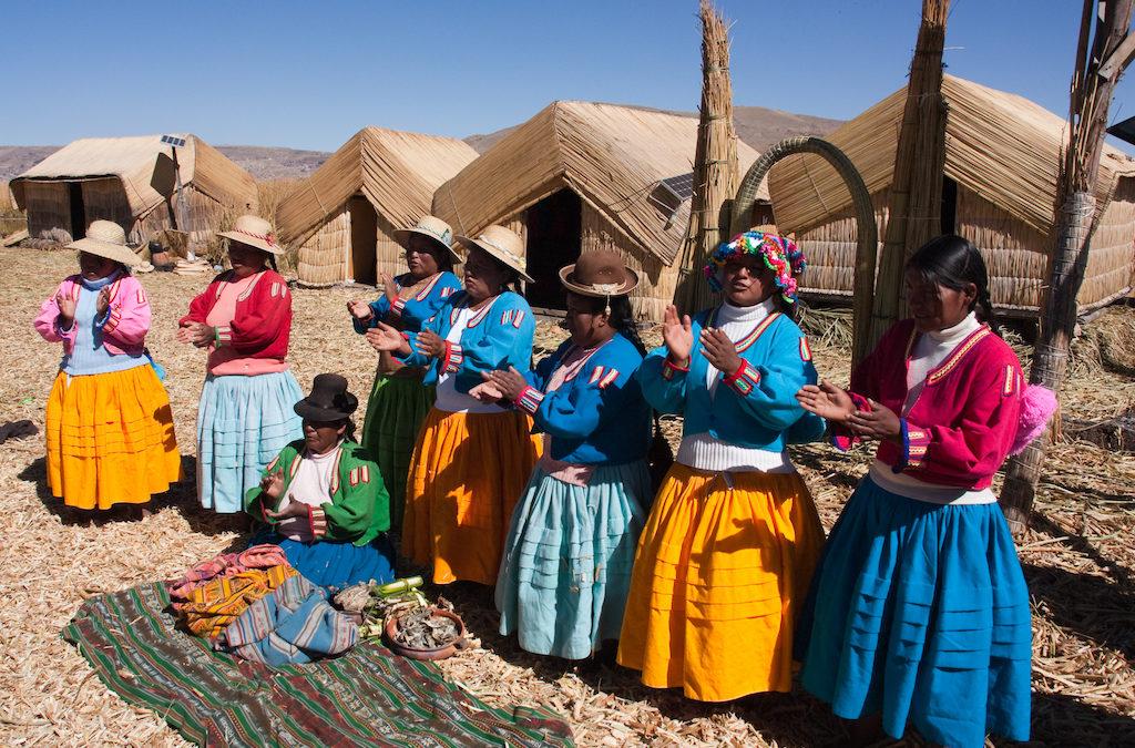 My encounter with the Aymara Women