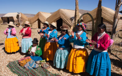 My encounter with the Aymara Women