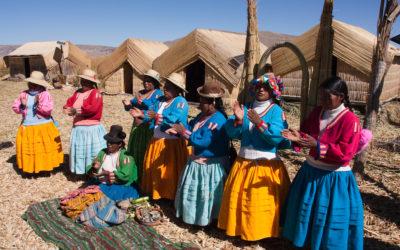 Mi Encuentro Con Las Mujeres Aymaras de Cusco
