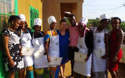Teaming Up for Economic Independence: One Bakery at a Time