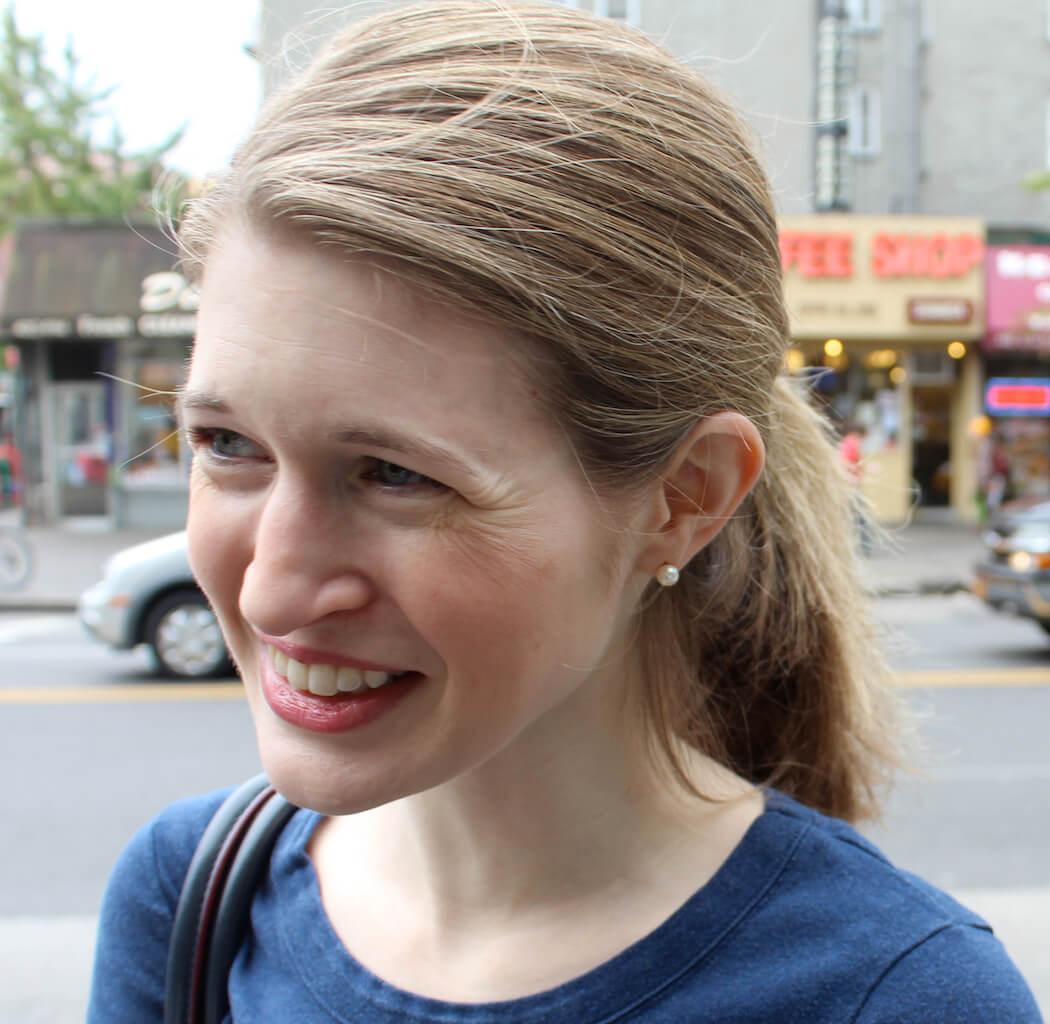 Author Katherine Zoepf