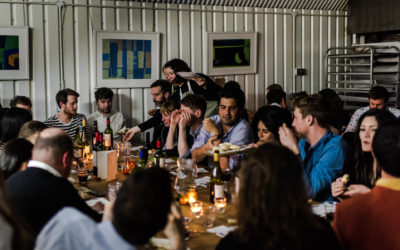 A Culinary Approach To Raise Funds For Victims of the Crisis in Syria