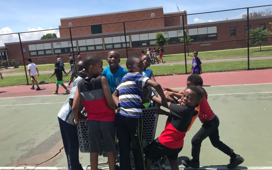 Young Refugees in Baltimore Taught Me The Lessons of a Lifetime