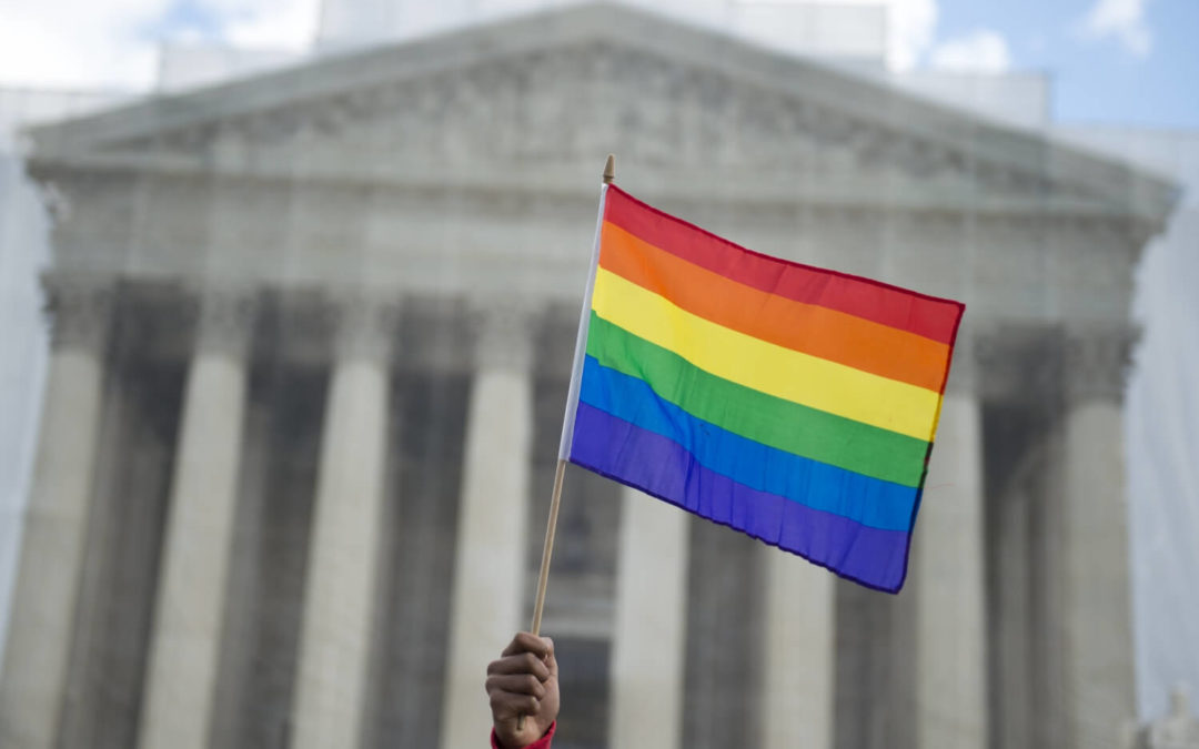 STOP TRYING TO MAKE HOMOPHOBIA ETHICAL,  MR. TRUMP