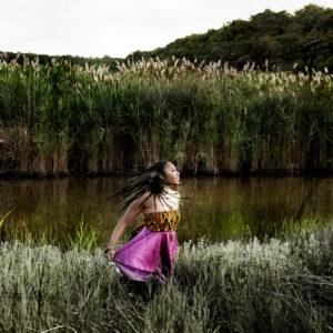Kiri Laurelle Davis, filmmaker; social activist and a change maker.