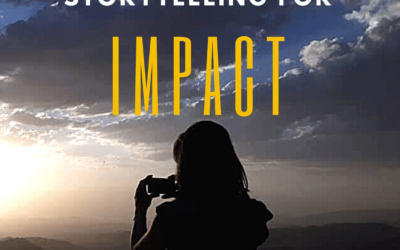 STORYTELLING FOR IMPACT PODCAST: INTERVIEW WITH AWARD-WINNING BURMESE JOURNALIST THIN LEI WIN